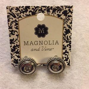 Magnolia & Vine earrings